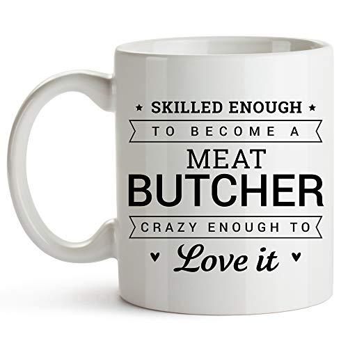 Mug for Meat Butcher Profession