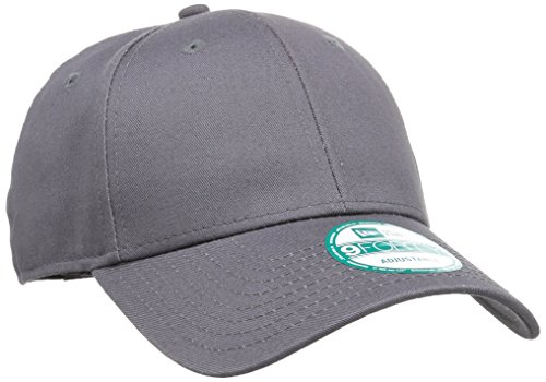 New Era Herren Baseball Cap, Gr. One Size, Grau (Dk, Grey)