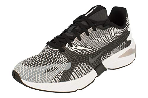 Nike Ghoswift Hombre Running Trainers BQ5108 Sneakers Zapatos (UK 6 US 6.5 EU 39, White Black Grey 101)