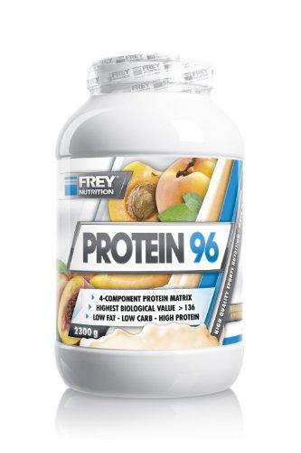 Frey Nutrition Protein 96 - 2.3 kg Dose (Pfirsich-Aprikose)