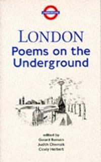 London Poems On The Underground