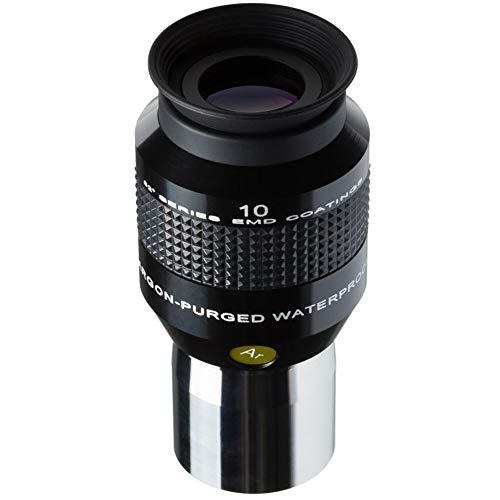 """Explore Scientific 52° LER Okular 10mm Ar (1.25\"""") für Teleskope mit hochwertiger EMD Vergütung, wasserdicht mit Argon-Schutzgasfüllung"""