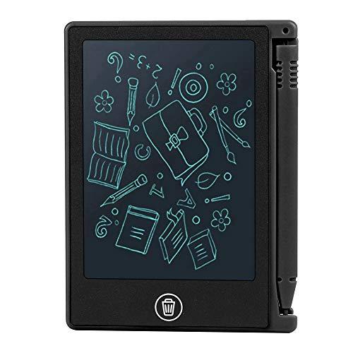Bewinner Almohadillas de Escritura LCD para niños, Tableta de Dibujo para niños de 4.5 Pulgadas Bloc de Notas de Dibujo Bloc de Notas Digital Dibujo para niños Niños Adultos Memo Lista de Notas(#1)