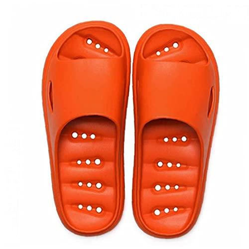 Froiny Mujeres Summer Indoor Hollow Sole Sole Baño As-Slip Plataforma Plataforma Zapatillas