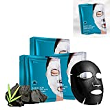 Deep Purifying Charcoal Bubble Mask, Blackhead Remover Deep Cleansing...