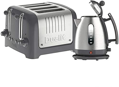 Dualit Lite Wasserkocher und Toaster mit...