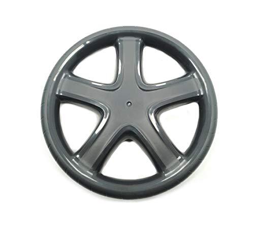 Spoke Rear Wheel Hinterrad Rad Assy For Philips PowerPro Bagless Vacuum Cleaner FC9328 FC9329 FC9330 FC9331 FC9332 FC9333 FC9334 FC9349 FC9350 FC9351 FC9352 FC9353 FC9515 FC9516 FC9531 996510076934