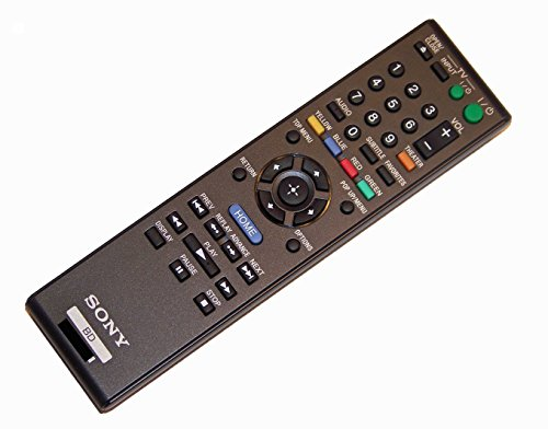 OEM Sony Remote Control Originally Shipped With: BDPS270, BDP-S270, BDPBX37, BDP-BX37, BDPBX57, BDP-BX57