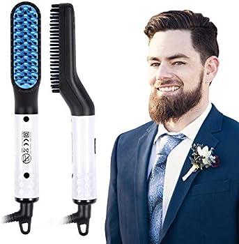 Weeloloe ionic Beard Straightening Comb