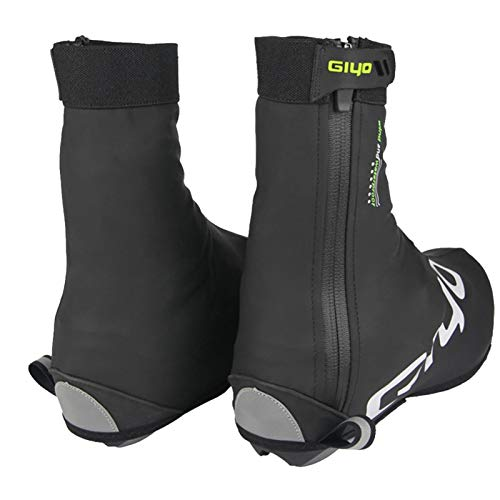 Waterproof Reusable Thicken Sole Reflective Thermal Shoes Covers MTB Road Bicycle Bike Racing Overshoes Cycling Overshoes High