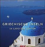 Griechische Inseln: Im Land der Götter. Wandkalender 2020. Monatskalendarium. Spiralbindung. Format 46 x 48 cm