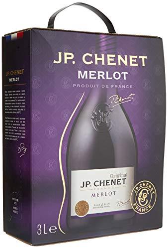 JP Chenet BIB Merlot Trocken (1 x 3 l)