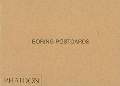 Boring Postcards USA