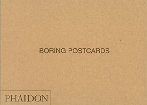 Boring Postcards USA (Photographie)