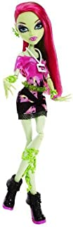 Monster High Music Festival Doll Venus McFlytrap