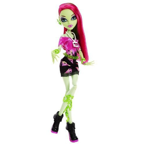 Monster High - Muñeca Music Festival, Venus (Mattel Y7694)