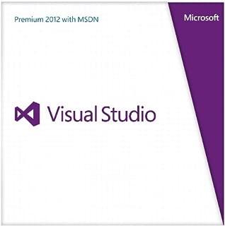 visual studio premium with msdn subscription