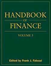 Handbook of Finance, Valuation, Financial Modeling, and Quantitative Tools (Handbook of Finance (Volume 3))