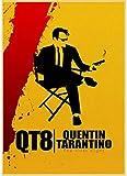 ZHANGKEKE Quentin Tarantino Movie Kill Bill/Django
