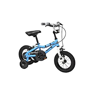 "Duzy Customs 12"" Blue Kids Bike Five Minute Quick Assembly -"