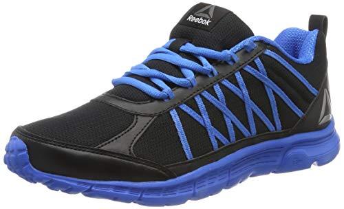 Reebok BD5445, Zapatillas de Trail Running Hombre, Negro (Black/Horizon Blue/Pewter), 40 EU