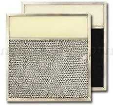 American Metal Aluminum/Carbon/Lens Range Hood Filter -11 1/2