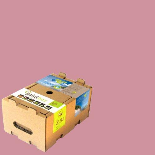 Paintbox Rügenfarben Wohnraumfarbe