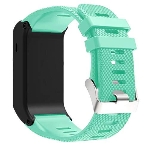 Voor Garmin Vivoactive HR armband, kleurrijke zachte siliconen vervangingsband instelbare horlogeband sportband straps voor Garmin Vivoactive HR Smartwatch