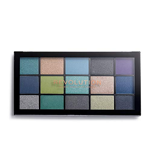 Makeup Revolution Palette di Ombretti occhi Reloaded Deep Dive