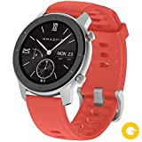 Amazfit GTR 42mm - Smartwatch Coral Red