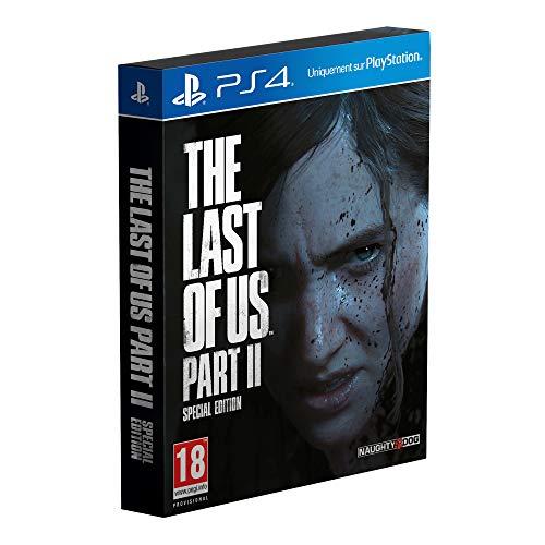The Last of Us Part 2 sur PS4, Édition Spéciale, Version physique, VF, 1 joueur