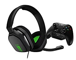 Controller-mounted MixAmp M60: Seamless Xbox One integration with intuitive design allows you to easily adjust your audio preferences without taking your eyes off the screen Durable construction: The A10 headset is designed to withstand serious abuse...