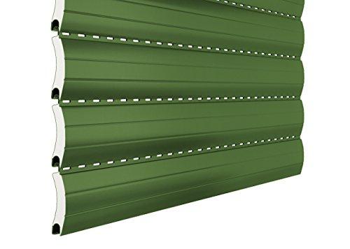 Estor persiana enrollable Persianas Blindada de acero coibentato sobre tamaño Precio al m² con Catenacci de seguridad