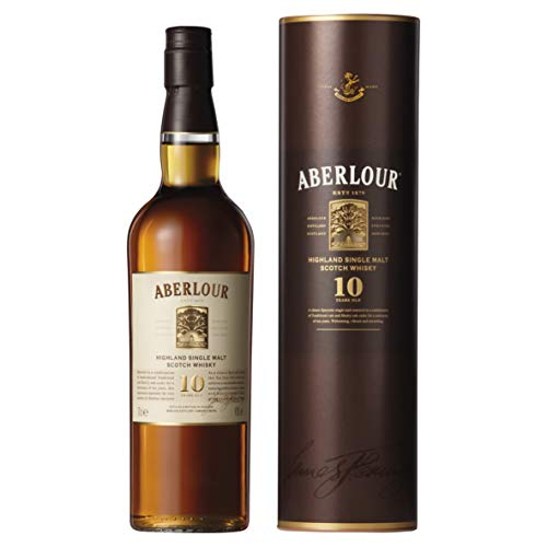 Aberlour 10 Years Old (1 x 0.7 l)