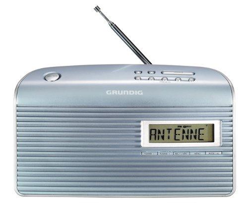 Grundig Music 65 DAB+ Digital Radio metallic blau