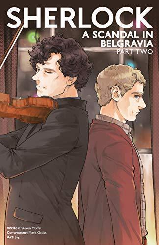 Sherlock Vol. 4.2: A Scandal in Belgravia (English Edition)
