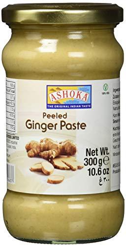 ASHOKA Ingwer Paste, 6er Pack (6 x 300 g)