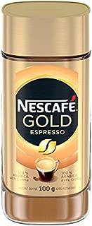 NESCAFÉ Gold Espresso Instant Coffee, 100 g Jar
