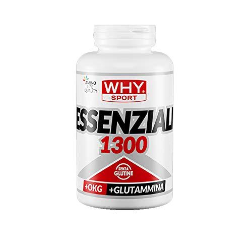 WHY SPORT Essenziali 1300 - Aminoacidi essenziali