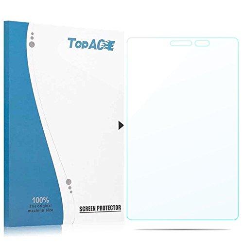 TopACE Huawei Mediapad T2 8.0 Pro 専用強化ガラスフィルム 硬度9H 超薄0.33mm 2.5D 耐衝撃 撥油性 超耐久 耐指紋 飛散防止処理保護フィルム
