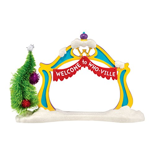 Department 56 Grinch Village Archway Accessory Figurine