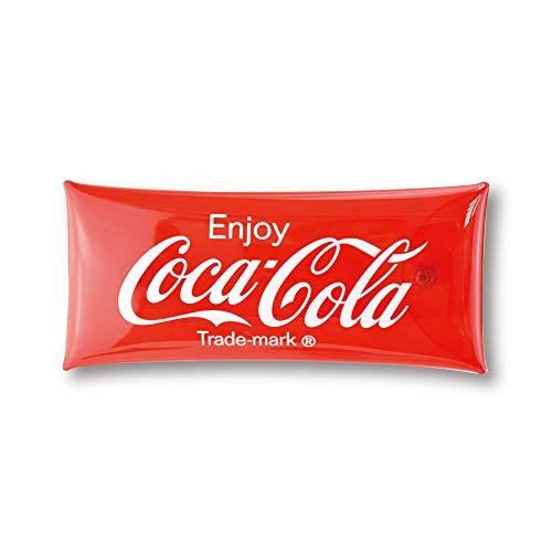 [コカ・コーラ] コカ・コーラ クリアマルチケース 歯ブラシケース ペンケース クリアケース MCC-069b レッド(MCC-069)