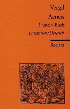 Aeneis. 3. und 4. Buch: Lat. /Dt. von Binder. Edith (1997) Taschenbuch