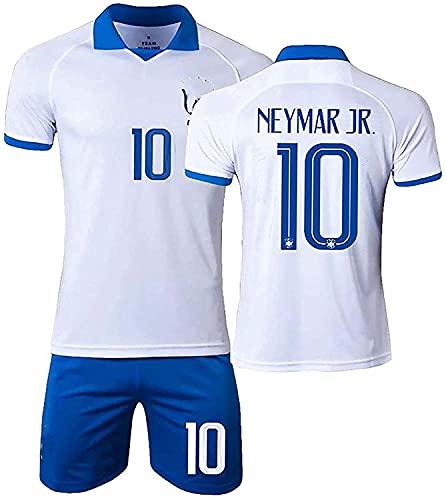 SXMY Uniforme De Fútbol, Traje Brasil Jersey 10...