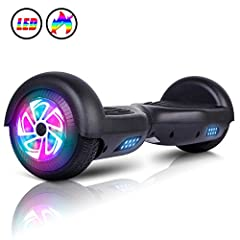▶EASY AND FUN - Powerful self-balancing feature would help u to learn it well in 5 minutes, We believe you will feel easy to ride and have fun with it. ▶STRONG FUNCTIONALITY - Specially designed for beginners and hobbyists, it's easy to learn and mai...