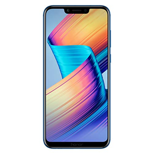 "Huawei Honor Play - Smartphone de 6.3"" (Octa-Core, RAM de 6 GB, Memoria de 64 GB, cámara Dual de 16+2 MP, Android 8.1) Color Azul Oscuro (Navy Blue)"