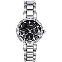 Rorolove 10 Diamonds Stainless Steel Women's Wrist Watches