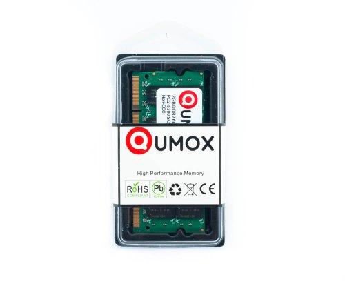 Memoria Ram Pc2 Portatil Marca QUMOX