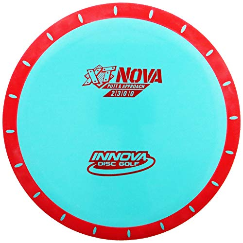 Innova XT Nova Overmold Putt & Approach Golf Disc [Colors May Vary] - 165-169g