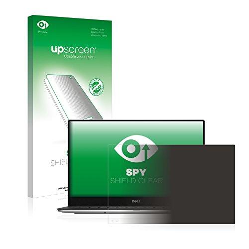 upscreen Anti-Spy Blickschutzfolie kompatibel mit Dell XPS 13 9360 Non-Touch Privacy Screen Sichtschutz Bildschirmschutz-Folie